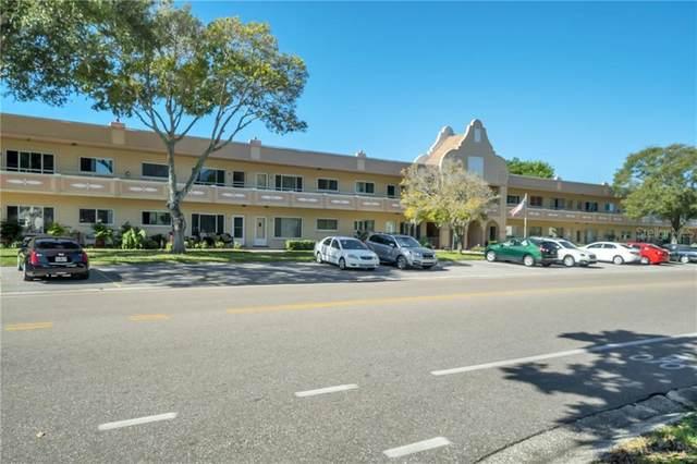 2200 World Parkway Boulevard #34, Clearwater, FL 33763 (MLS #U8105765) :: Frankenstein Home Team