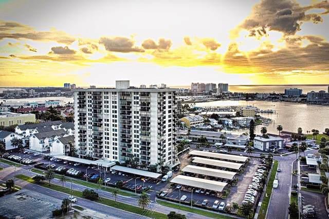 400 Island Way #1705, Clearwater, FL 33767 (MLS #U8105849) :: Lockhart & Walseth Team, Realtors