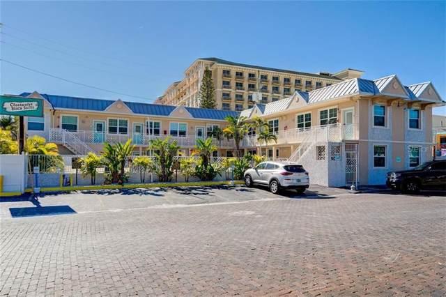 530 Mandalay Avenue #105, Clearwater, FL 33767 (MLS #U8106106) :: RE/MAX Marketing Specialists