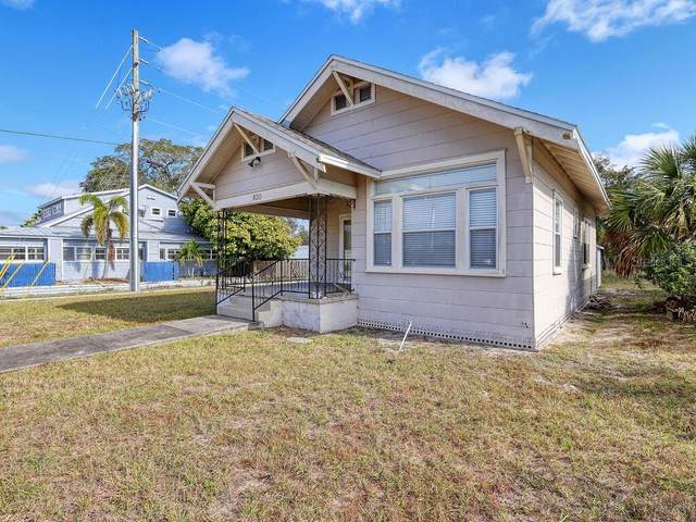 820 N Pinellas Avenue, Tarpon Springs, FL 34689 (MLS #U8107334) :: Alpha Equity Team