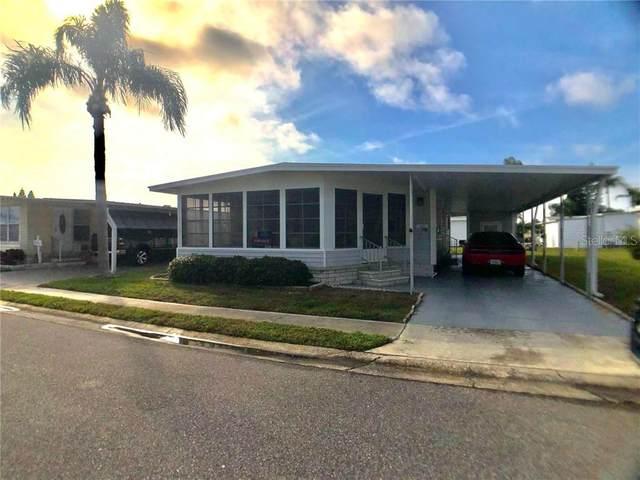 1100 Belcher Rd S #255, Largo, FL 33771 (MLS #U8107460) :: Griffin Group