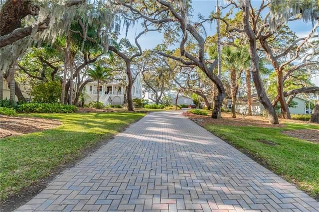 503/505 N Mayo Street, Crystal Beach, FL 34681 (MLS #U8109191) :: Visionary Properties Inc