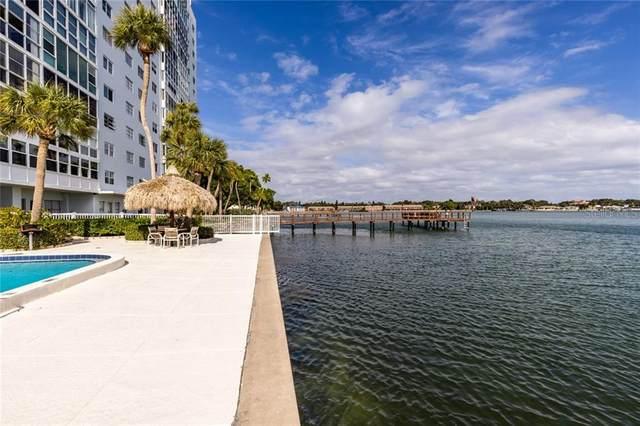 7200 Sunshine Skyway Lane S 15A, St Petersburg, FL 33711 (MLS #U8109343) :: Gate Arty & the Group - Keller Williams Realty Smart