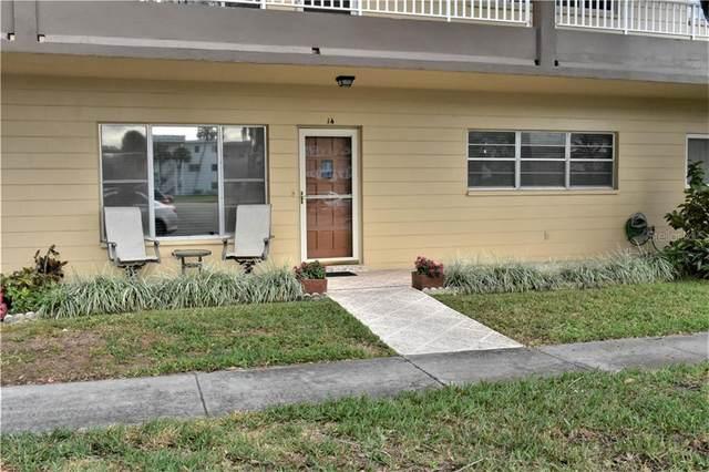 2402 Ecuadorian Way #14, Clearwater, FL 33763 (MLS #U8109626) :: Griffin Group