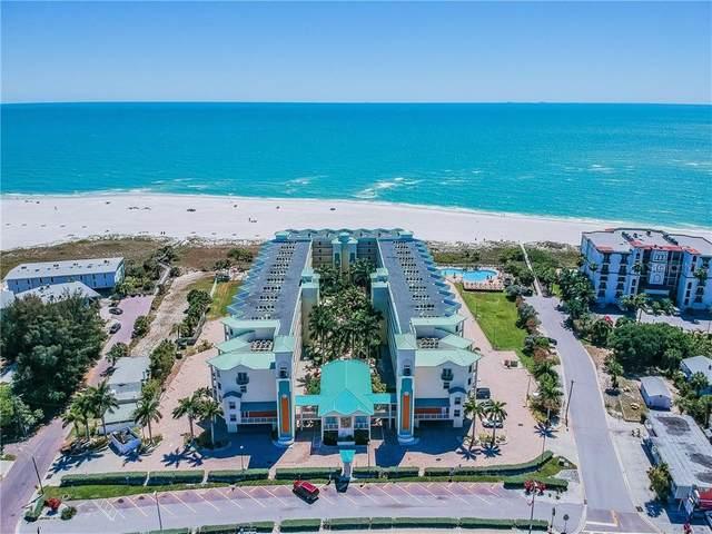 12000 Gulf Boulevard 410-S, Treasure Island, FL 33706 (MLS #U8109768) :: Coldwell Banker Vanguard Realty