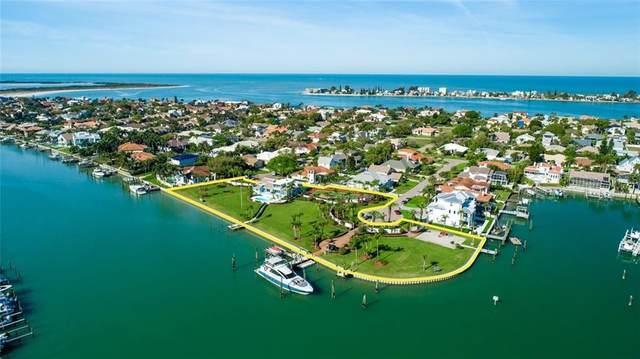 490 Laguna Drive, Tierra Verde, FL 33715 (MLS #U8109826) :: Team Borham at Keller Williams Realty