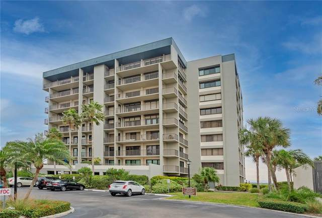1501 Gulf Boulevard #805, Clearwater, FL 33767 (MLS #U8110107) :: Medway Realty