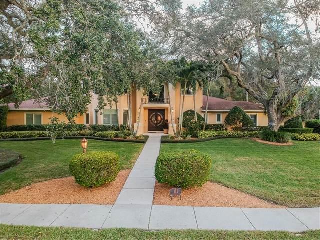 111 Palmetto Road, Belleair, FL 33756 (MLS #U8110162) :: Your Florida House Team