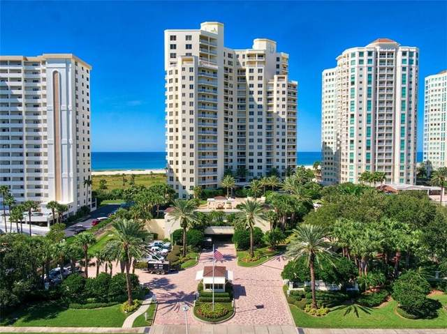 1200 Gulf Boulevard #506, Clearwater Beach, FL 33767 (MLS #U8110217) :: RE/MAX Local Expert