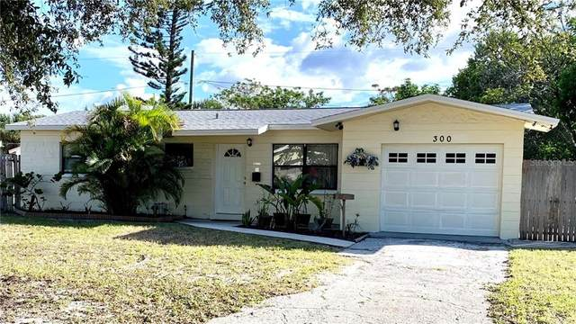 300 Lewis Boulevard SE, St Petersburg, FL 33705 (MLS #U8111016) :: The Duncan Duo Team