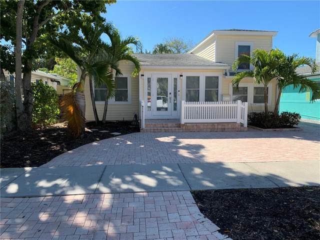 104 23RD Avenue, St Pete Beach, FL 33706 (MLS #U8111329) :: Lockhart & Walseth Team, Realtors