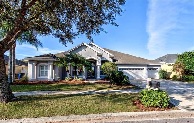 5518 Garden Arbor Drive, Lutz, FL 33558 (MLS #U8111386) :: Delgado Home Team at Keller Williams