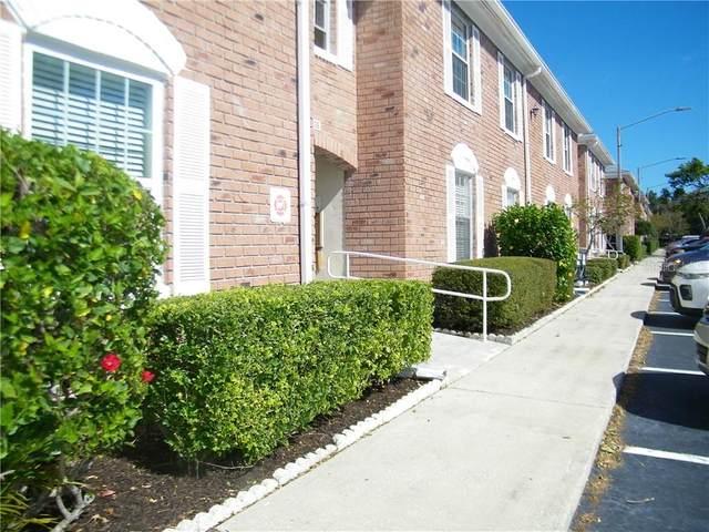 3535 41ST Terrace S #220, St Petersburg, FL 33711 (MLS #U8111607) :: Everlane Realty