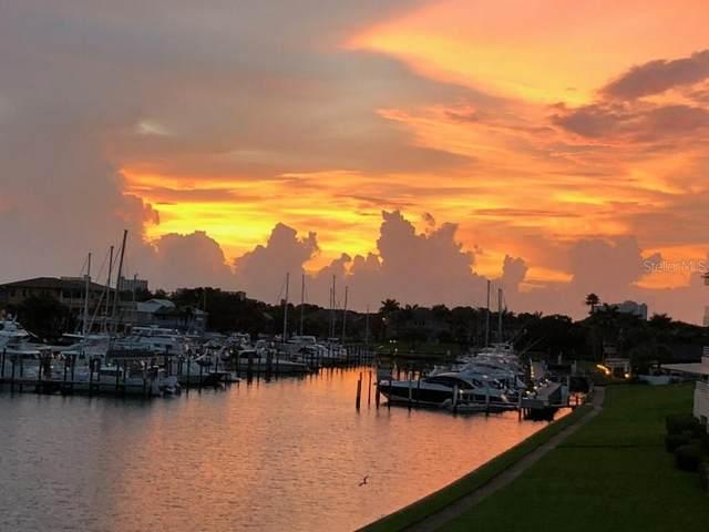 6250 Kipps Colony Court S #204, Gulfport, FL 33707 (MLS #U8113256) :: Heckler Realty