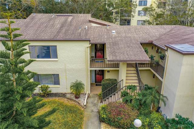 700 Starkey Road #422, Largo, FL 33771 (MLS #U8113266) :: Realty One Group Skyline / The Rose Team