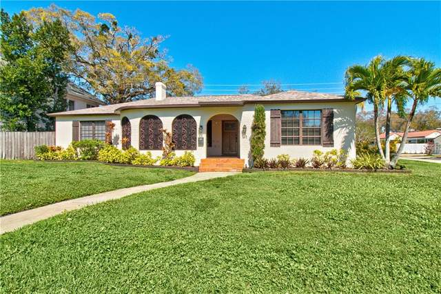 275 21ST Avenue NE, St Petersburg, FL 33704 (MLS #U8113335) :: Rabell Realty Group