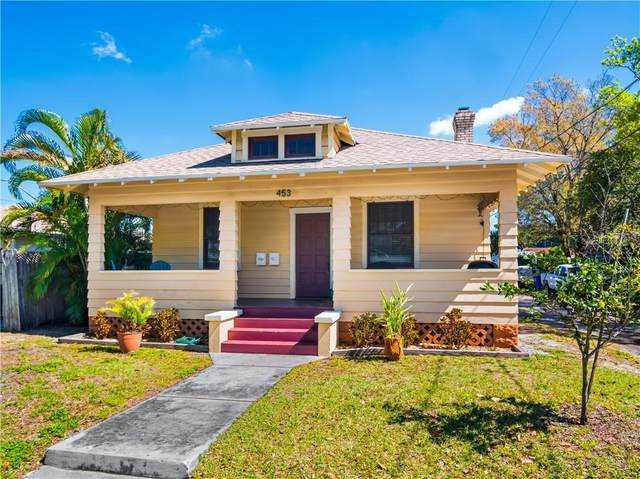453 24TH Street N, St Petersburg, FL 33713 (MLS #U8113495) :: Lockhart & Walseth Team, Realtors