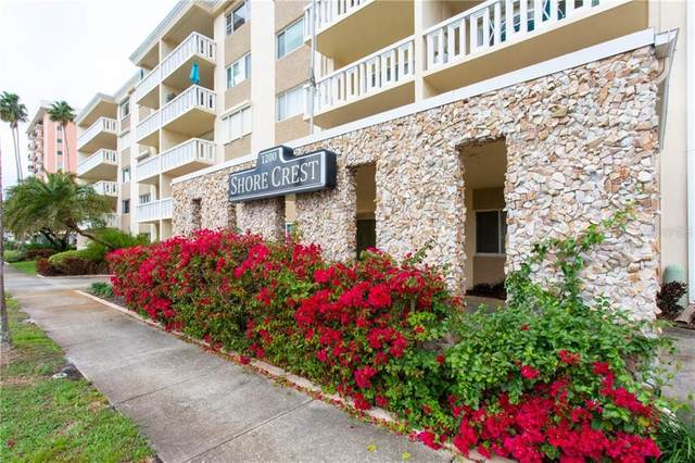 1200 N Shore Drive NE #415, St Petersburg, FL 33701 (MLS #U8113675) :: Visionary Properties Inc