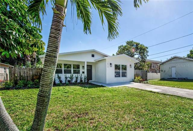 1810 Mississippi Avenue NE, St Petersburg, FL 33703 (MLS #U8113803) :: Bob Paulson with Vylla Home