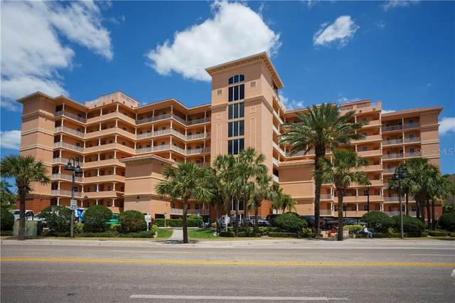530 S Gulfview Boulevard #404, Clearwater, FL 33767 (MLS #U8113833) :: Positive Edge Real Estate
