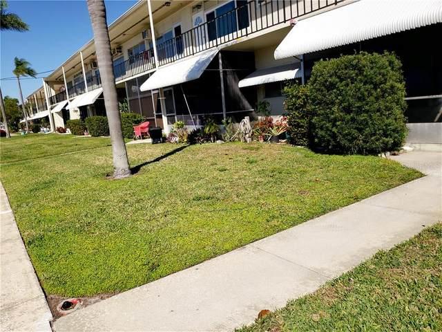 4001 58TH Street N #2, Kenneth City, FL 33709 (MLS #U8113919) :: Gate Arty & the Group - Keller Williams Realty Smart