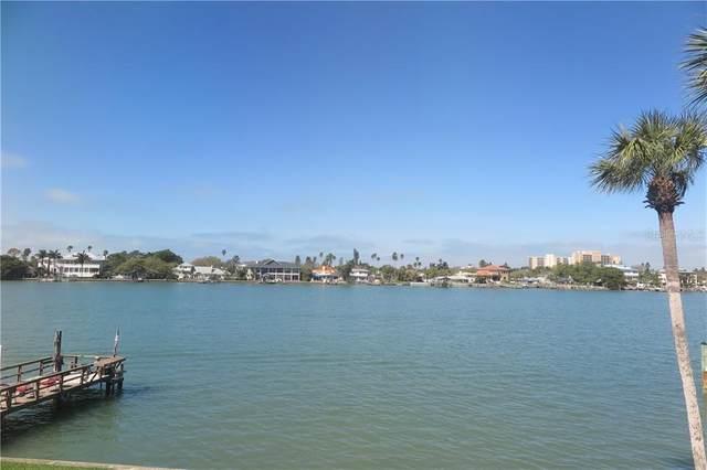 770 Island Way N205, Clearwater, FL 33767 (MLS #U8113992) :: The Hesse Team