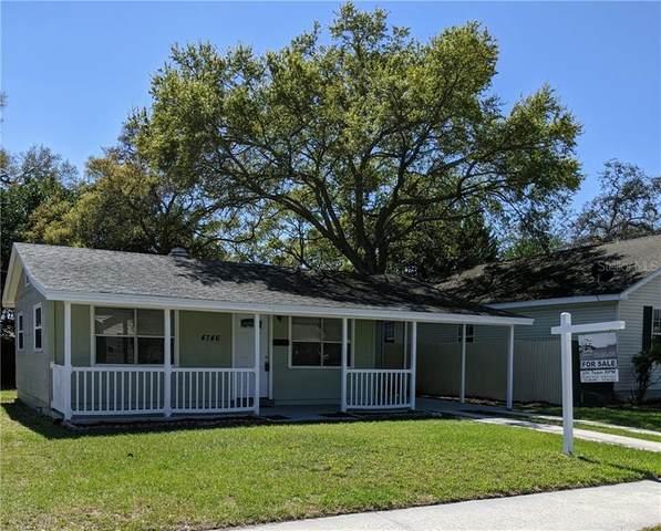 4746 Yarmouth Avenue S, St Petersburg, FL 33711 (MLS #U8114306) :: Florida Real Estate Sellers at Keller Williams Realty