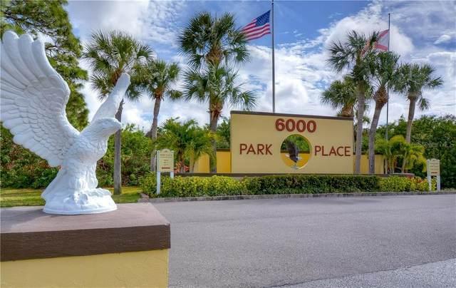 5817 Park Street N #411, St Petersburg, FL 33709 (MLS #U8114336) :: Team Borham at Keller Williams Realty