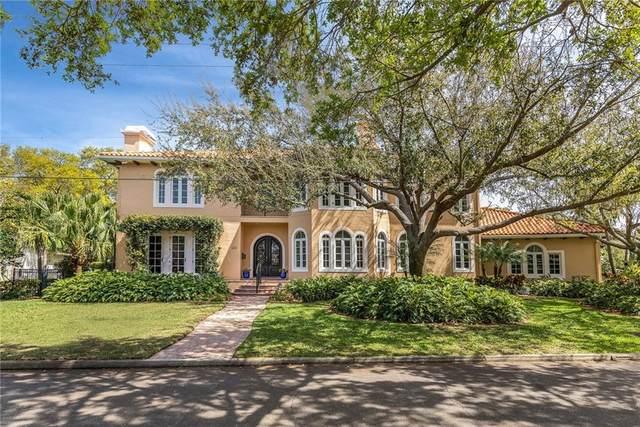 147 Bay Point Drive NE, St Petersburg, FL 33704 (MLS #U8114486) :: Everlane Realty