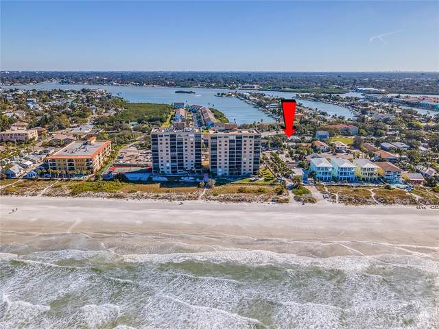 821 Gulf Boulevard, Indian Rocks Beach, FL 33785 (MLS #U8114548) :: The Hustle and Heart Group