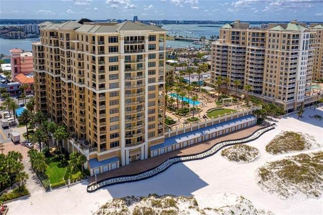 11 Baymont Street #1206, Clearwater, FL 33767 (MLS #U8114900) :: Realty One Group Skyline / The Rose Team