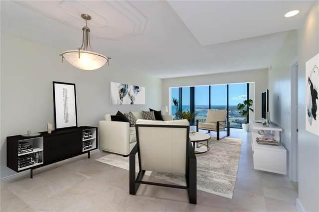1 Beach Drive SE #2307, St Petersburg, FL 33701 (MLS #U8115650) :: Gate Arty & the Group - Keller Williams Realty Smart