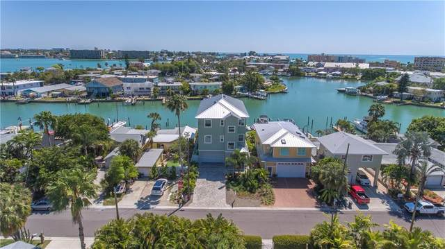 355 Boca Ciega Drive, Madeira Beach, FL 33708 (MLS #U8116539) :: Rabell Realty Group