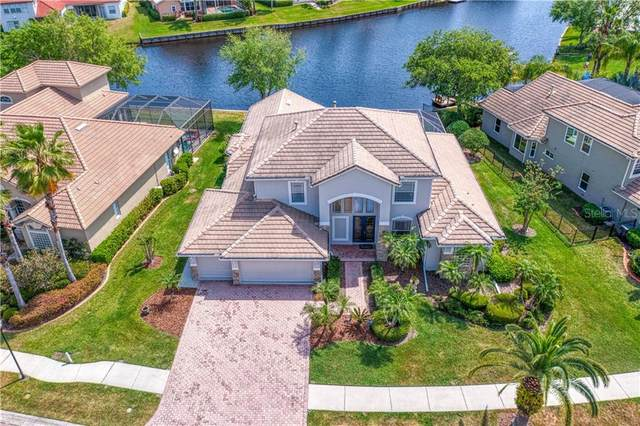 10809 Barbados Isle Drive, Tampa, FL 33647 (MLS #U8117611) :: Team Bohannon Keller Williams, Tampa Properties