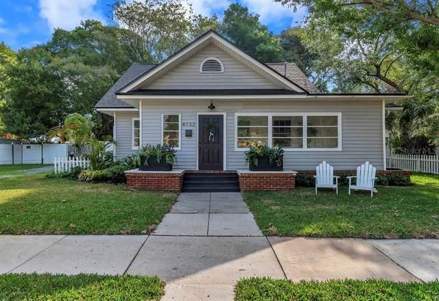 4132 4TH Street S, St Petersburg, FL 33705 (MLS #U8118297) :: Burwell Real Estate