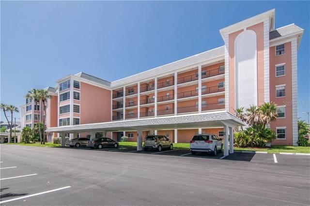 6800 20TH Avenue N #105, St Petersburg, FL 33710 (MLS #U8119645) :: Griffin Group