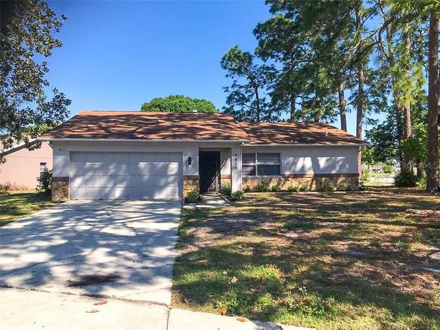 9839 Nicklaus Drive, New Port Richey, FL 34655 (MLS #U8119665) :: Griffin Group