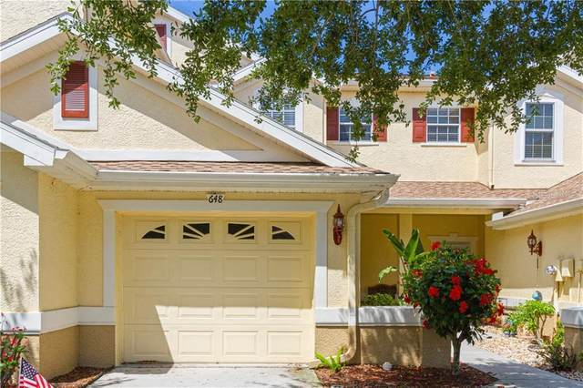 648 Spring Lake Circle, Tarpon Springs, FL 34688 (MLS #U8119729) :: RE/MAX Marketing Specialists