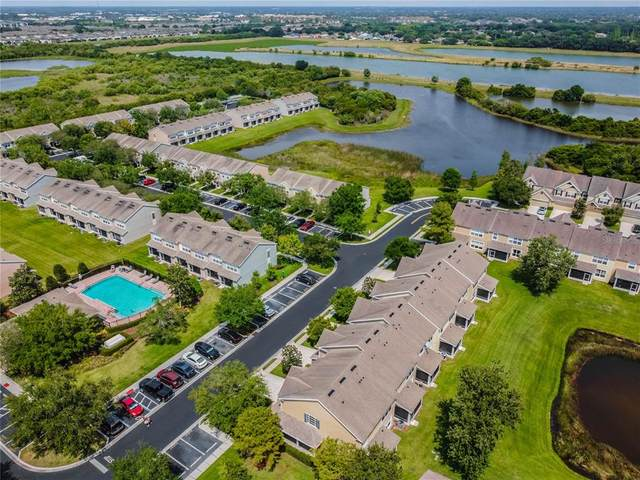 4605 Pond Ridge Drive, Riverview, FL 33578 (MLS #U8119933) :: Team Borham at Keller Williams Realty