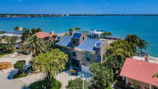 516 Belle Isle Avenue, Belleair Beach, FL 33786 (MLS #U8120801) :: Team Borham at Keller Williams Realty