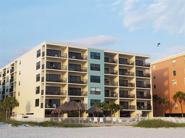 12924 Gulf Boulevard #103, Madeira Beach, FL 33708 (MLS #U8120833) :: The Brenda Wade Team