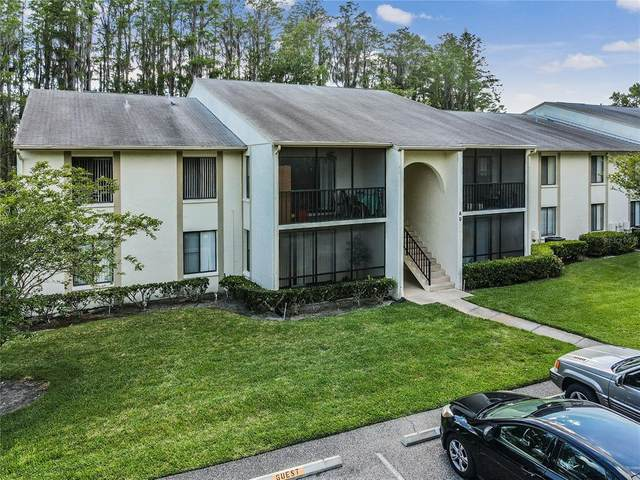 1433 Pine Glen Place A2, Tarpon Springs, FL 34688 (MLS #U8121192) :: Coldwell Banker Vanguard Realty