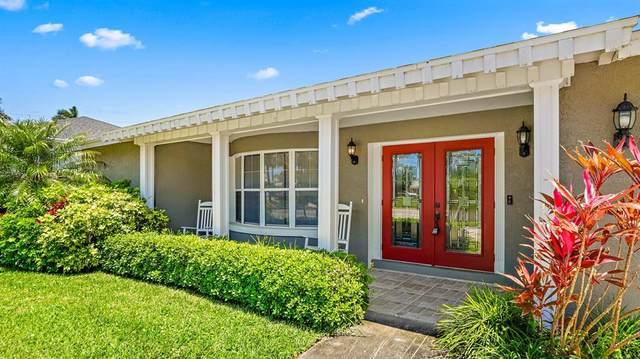 293 Monte Cristo Boulevard, Tierra Verde, FL 33715 (MLS #U8121247) :: Heckler Realty