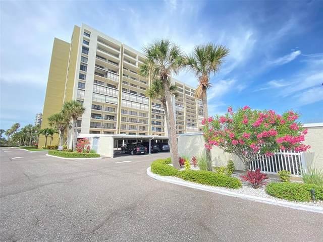 1480 Gulf Boulevard #707, Clearwater, FL 33767 (MLS #U8121575) :: Century 21 Professional Group