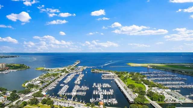 100 1ST Avenue N #4202, St Petersburg, FL 33701 (MLS #U8121588) :: Zarghami Group