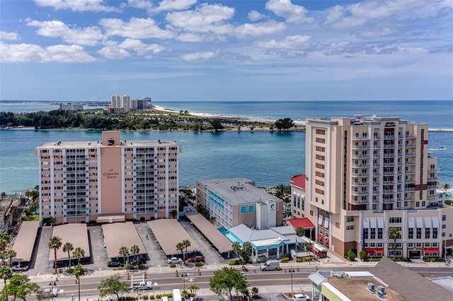 675 S Gulfview Boulevard Ph4, Clearwater, FL 33767 (MLS #U8121759) :: Pepine Realty