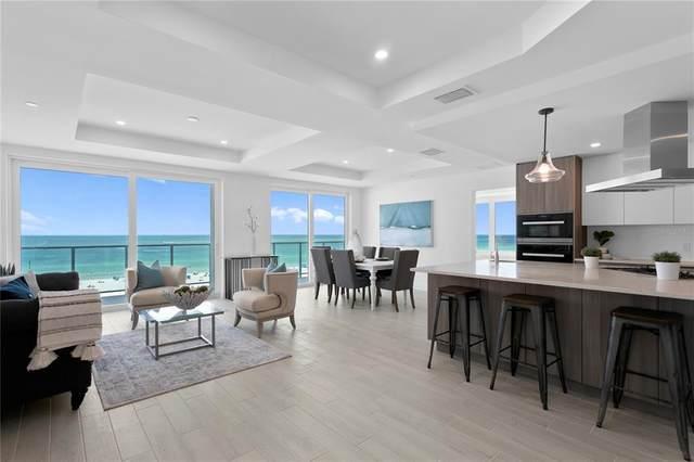 15 Avalon Street 7E/702, Clearwater Beach, FL 33767 (MLS #U8122328) :: Heckler Realty