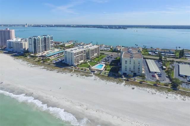 1430 Gulf Boulevard #506, Clearwater, FL 33767 (MLS #U8122596) :: The Nathan Bangs Group