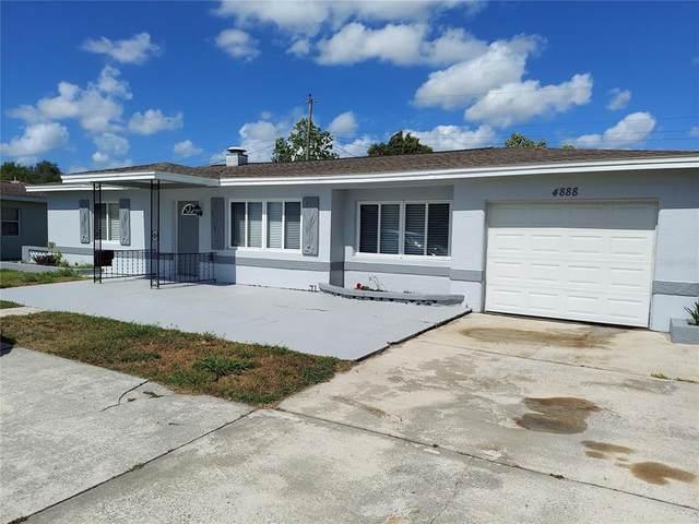 4888 Lake Charles Drive N, Kenneth City, FL 33709 (MLS #U8123648) :: RE/MAX Premier Properties