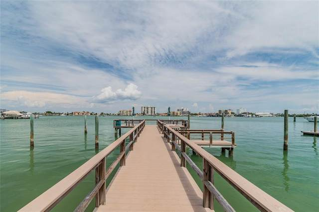 483 E Shore Drive A-6, Clearwater, FL 33767 (MLS #U8123866) :: Florida Real Estate Sellers at Keller Williams Realty